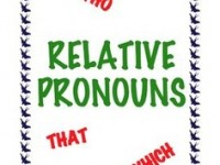 Relative Pronouns (İlgeç Zamirleri )