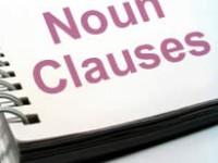Noun Clause ( Bir Fiilin Nesnesi Olarak ) 2